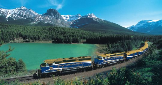 9-Days Canadian Rockies