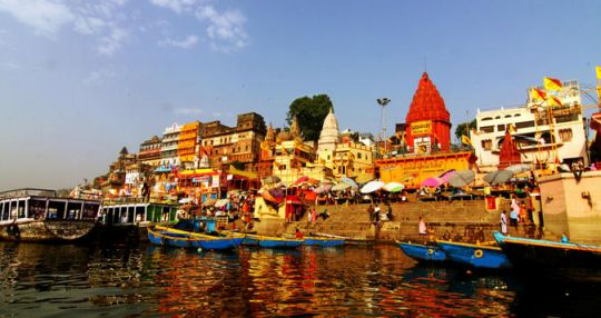 Breathtaking Varanasi