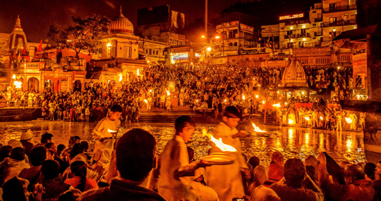 Dev Deepawali Varanasi Tour Package