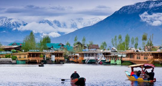 Kashmir (Switzerland of India)
