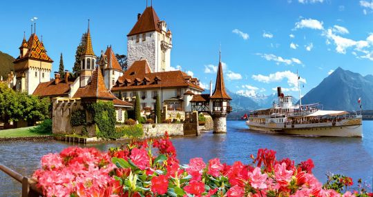 7-Days Scenic Switzerland