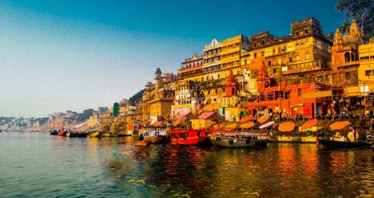 Varanasi city of light