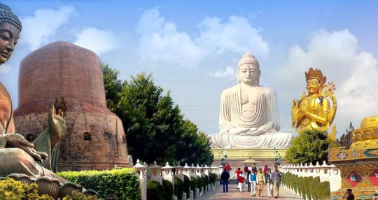 Buddhist Circuit Tour