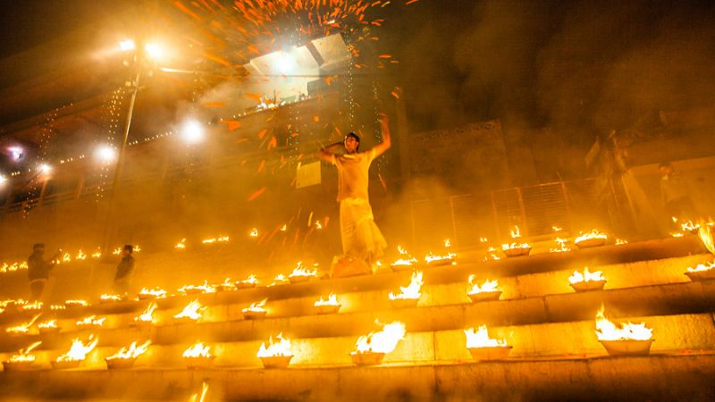 Dev Deepawali Varanasi Tour Package for 1 N/2D